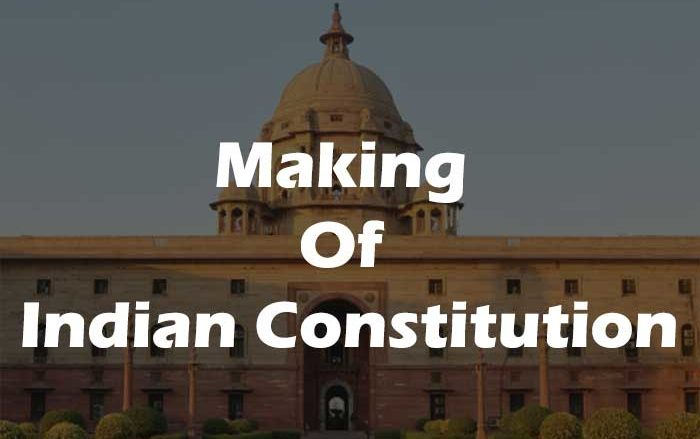 Making-of-Indian-constution