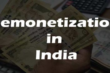 Demonetization-in-India