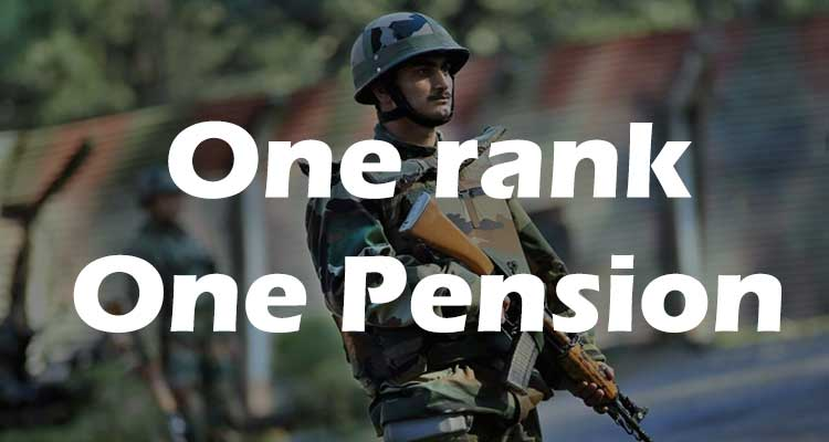 one-rank-one-pension