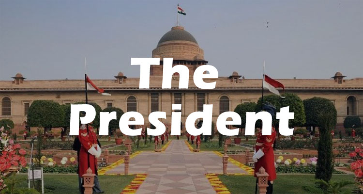 The-President - Indian-Polity